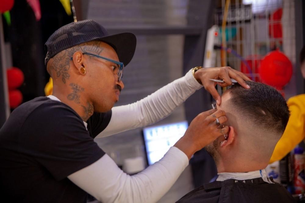 6 jaar Next Best barber